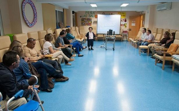 Luna formará a estudiantes adolescentes con discapacidad